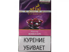 Кальянный табак Afzal Bubble Gum 40 gr
