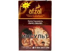 Кальянный табак Afzal Creme Caramel  40 gr