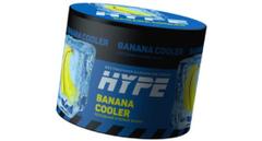Бестабачная смесь Hype Banana Cooler 50 гр.