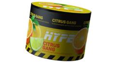 Бестабачная смесь Hype Citrus Gang 50 гр.