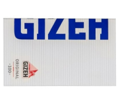 Бумага для самокруток Gizeh Magnit Original 100