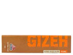 Бумага для самокруток Gizeh Pure Extra Fine King Size 33