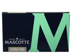 Бумага для самокруток Mascotte Extra Thin 100 (M-Series)