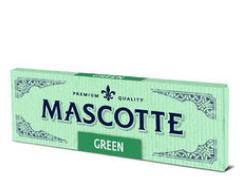 Бумага для самокруток Mascotte Green