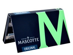 Бумага для самокруток Mascotte Original 100 (M-series)