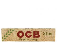 Бумага для самокруток OCB Slim Organiс