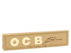 Бумага для самокруток OCB SLIM PREMIUM GOLD