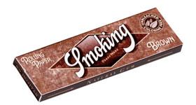 Бумага для самокруток Smoking Brown