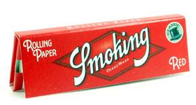 Бумага для самокруток Smoking Red