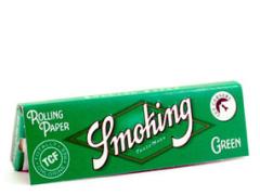 Бумага для самокруток Smoking Green