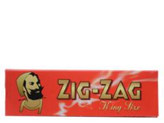 Бумага для самокруток Zig-Zag King Size