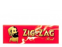 Бумага для самокруток Zig-Zag Red