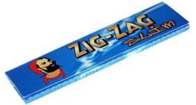 Бумага для самокруток Zig-Zag Slim Blue