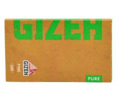 Сигаретная бумага Gizeh Pure Fine Double