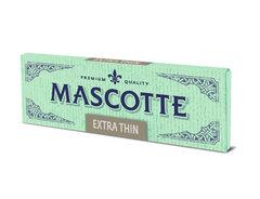Бумага для самокруток Mascotte Extra Thin