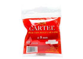 Фильтры для самокруток Cartel Regular Long 8 мм
