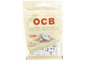 Фильтры для самокруток OCB Slim Ecological 6 мм