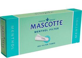 Гильзы для самокруток Mascotte Menthol 100 шт