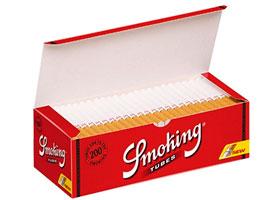 Гильзы для самокруток Smoking 200 шт
