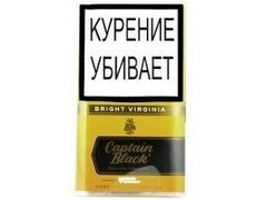 Сигаретный табак Captain Black Bright Virginia