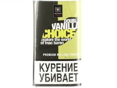 Сигаретный Табак Mac Baren Double Vanilla Choice