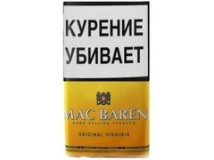 Сигаретный Табак Mac Baren Original Virginia