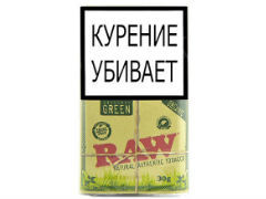 Сигаретный табак Mac Baren Raw Green
