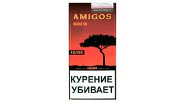 Сигариллы Amigos Mini Cherry Filter