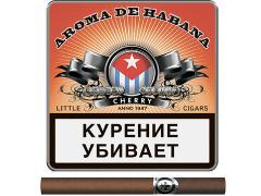 Сигариллы Aroma De Habana - Cherry