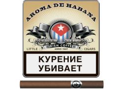 Сигариллы Aroma De Habana - Irish Coffee