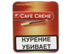Сигариллы Cafe Creme Filter Tip Arome