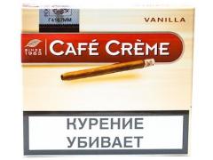 Сигариллы Cafe Creme Vanilla