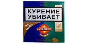 Сигариллы Candlelight Filter Assorty Sumatra+Menthol 50
