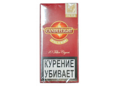 Сигариллы Candlelight Filter Cherry 10 (шт.)