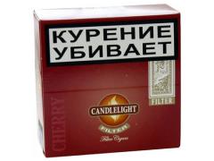 Сигариллы Candlelight Filter Cherry 50 (шт.)