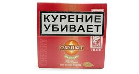 Сигариллы Candlelight Filter Cherry 50