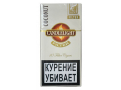 Сигариллы Candlelight Filter Coconut 10 (шт.)