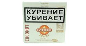 Сигариллы Candlelight Filter Coconut 50
