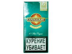 Сигариллы Candlelight Filter Menthol 10 (шт.)