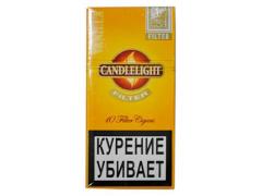 Сигариллы Candlelight Filter Vanilla 10 (шт.)
