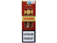 Сигариллы Cherokee Chocolate №5 3 шт.
