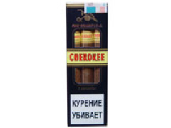 Сигариллы Cherokee Fino Cigarritos №2 3 шт.