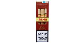 Сигариллы Cherokee Wood Tip Chocolate №5 3 шт.