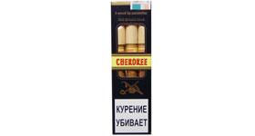 Сигариллы Cherokee Wood Tip Fino Cigarritos №2 3 шт.