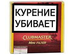 Сигариллы Clubmaster Mini Red 20 шт.