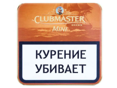 Сигариллы Clubmaster Mini Superior Brown