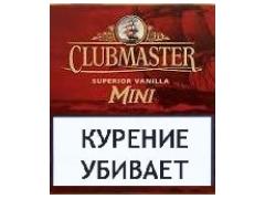Сигариллы Clubmaster Mini Superior Red 10 шт.