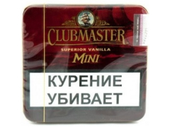 Сигариллы Clubmaster Mini Superior Red