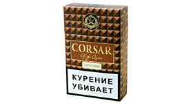 Сигариллы Corsar Cappucino