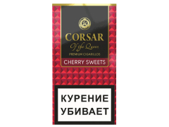 Сигариллы Corsar Cherry Sweets 100 мм